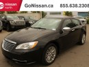 Used 2012 Chrysler 200 Limited 4dr Sedan for sale in Edmonton, AB
