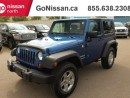 Used 2010 Jeep Wrangler Sport 2dr 4x4 for sale in Edmonton, AB