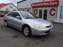 Used 2005 Honda Accord EX V6 4dr Sedan for sale in Brantford, ON