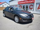 Used 2012 Mazda MAZDA6 GS-I4 4dr Sedan for sale in Brantford, ON