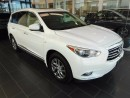 Used 2014 Infiniti QX60 Drivers Assistance, Blind Spot Monitor, Intelligent Cruise Control for sale in Edmonton, AB