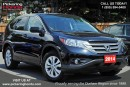 Used 2014 Honda CR-V EX-L LEATHER SUNROOF ALLOYS for sale in Pickering, ON