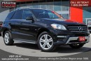 Used 2012 Mercedes-Benz ML-Class ML 350 BlueTEC for sale in Pickering, ON