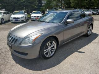 Used 2009 Infiniti G37 Premium for sale in Hornby, ON