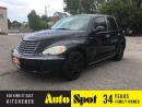 Used 2006 Chrysler PT Cruiser Base/PRICED FOR A QUICK SALE! for sale in Kitchener, ON