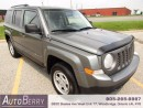 Used 2011 Jeep Patriot North Edition - 4WD for sale in Woodbridge, ON