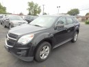 Used 2013 Chevrolet Equinox LS for sale in Hamilton, ON