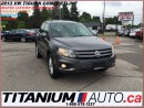 Used 2013 Volkswagen Tiguan Comfortline+4 Motion+Pano Roof+Leather Heated Seat for sale in London, ON