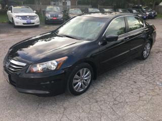 Used 2012 Honda Accord EX-L for sale in Hornby, ON