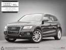 Used 2016 Audi Q5 3.0T Technik quattro Audi Certified plus one! for sale in Halifax, NS
