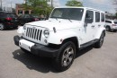 Used 2016 Jeep Wrangler Sahara for sale in North York, ON