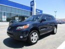 Used 2010 Hyundai Santa Fe Limited w/Navi sunroof backup camera leather for sale in Halifax, NS