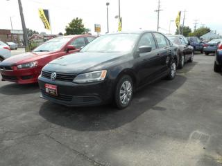 Used 2013 Volkswagen Jetta Trendline for sale in Hamilton, ON