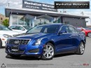 Used 2013 Cadillac ATS LUXURY/SPORT PKG |6SPEED|WARRANTY|70000KM for sale in Scarborough, ON