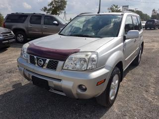 Used 2005 Nissan X-Trail for sale in Guelph, ON