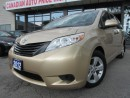 Used 2012 Toyota Sienna V6-7-PASSENGER-ONE-OWNER for sale in Scarborough, ON