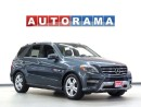 Used 2013 Mercedes-Benz ML 350 BLUETECH NAVIGATION LEATHER SUNROOF AWD BACKUP CAM for sale in North York, ON