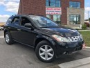 Used 2003 Nissan Murano SE for sale in Etobicoke, ON
