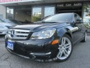 Used 2013 Mercedes-Benz C 300 4MATIC-NAVIGATION for sale in Scarborough, ON