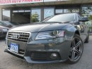 Used 2010 Audi A4 2.0T Premium-QTRO  PREMIUM for sale in Scarborough, ON