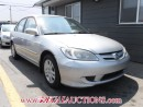 Used 2005 Honda CIVIC LX-G 4D SEDAN for sale in Calgary, AB