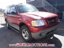 Used 2001 Ford EXPLORER  2D UTILITY 4WD for sale in Calgary, AB