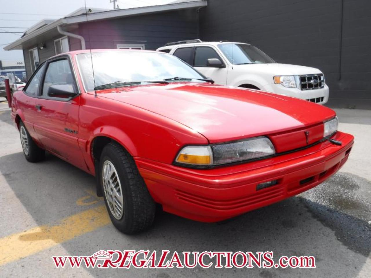 Photo of Red 1994 Pontiac Sunbird
