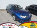 Used 2005 Pontiac Sunfire SL | CLEAN | COLD AC | GREAT STARTER for sale in London, ON