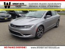 Used 2016 Chrysler 200 C|NAVIGATION|SUNROOF|LEATHER|20,769 KMS for sale in Cambridge, ON