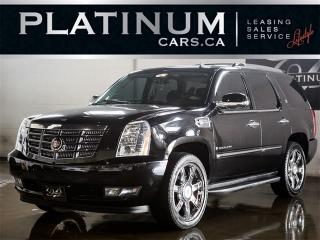 Used 2009 Cadillac Escalade HYBRID, 8 PASSENGER, DVD ENTERTAINMENT, NAVI for sale in North York, ON