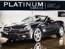 Used 2011 Mercedes-Benz SL-Class SL550 ROADSTER, AMG for sale in North York, ON
