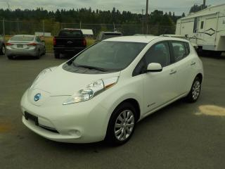 Used 2013 Nissan Leaf S Electric for sale in Burnaby, BC