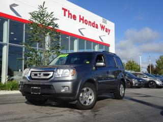 Used 2011 Honda Pilot Touring 4WD 5-Spd AT with DVD for sale in Abbotsford, BC