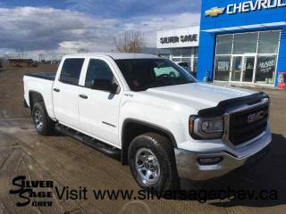 Used 2017 GMC Sierra 1500 4WD Crew Shortbox 4X4 for sale in Shaunavon, SK