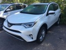 New 2017 Toyota RAV4 AWD LIMITED OPTIONAL COLOUR 0070 for sale in Kentville, NS