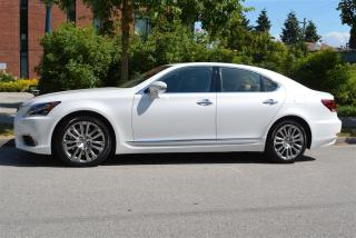 Used 2016 Lexus LS 460 AWD for sale in Vancouver, BC