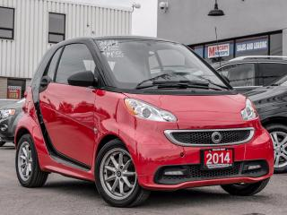 Used 2014 Smart fortwo electric drive Passion for sale in Oakville, ON