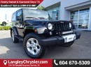 Used 2015 Jeep Wrangler Sahara w/ NAVIGATION & HEATED SEATS for sale in Surrey, BC
