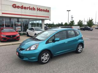 Used 2013 Honda Fit Sport for sale in Goderich, ON