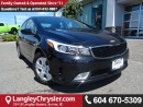 Used 2017 Kia Forte LX W/ BLUETOOTH, SAFETY REAR CAMERA & HEATED SEATS for sale in Surrey, BC