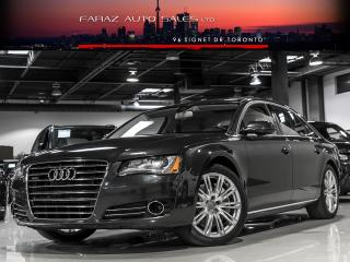 Used 2011 Audi A8 L|4.2|FULLY LOADED|BLINDSPOT|MASSAGE|PANO ROOF for sale in North York, ON