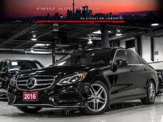 Used 2016 Mercedes-Benz E-Class E250 AMG|FULLY LOADED|DTR+|BLINDSPOT|DISTRONIC for sale in North York, ON