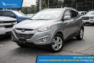 Used 2012 Hyundai Tucson GL Heated Seats and Satellite Radio for sale in Port Coquitlam, BC