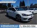 Used 2016 Volkswagen Golf R 2.0 TSI LEATHER UPHOLSTERY, RAIN SENSING WIPERS & NAVIGATION for sale in Surrey, BC