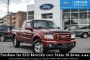 Used 2010 Ford Ranger SPORT SUPERCAP 4DOOR 4WD for sale in Ottawa, ON