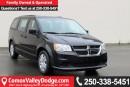 New 2017 Dodge Grand Caravan CVP/SXT KEYLESS ENTRY,  SIRIUS XM, STOW N' GO for sale in Courtenay, BC