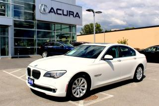 Used 2010 BMW 750i xDrive for sale in Langley, BC