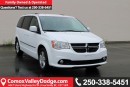 New 2017 Dodge Grand Caravan Crew KEYLESS ENTRY, STOW N' GO SEATS for sale in Courtenay, BC