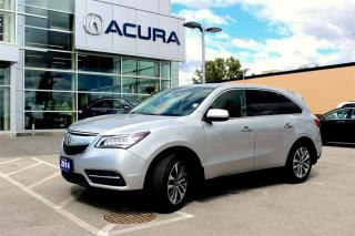 Used 2014 Acura MDX Tech at for sale in Langley, BC