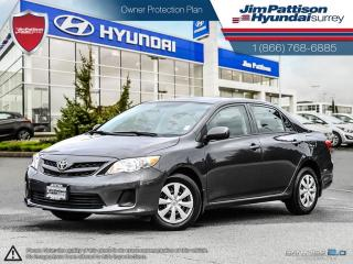Used 2013 Toyota Corolla CE (A4) for sale in Surrey, BC